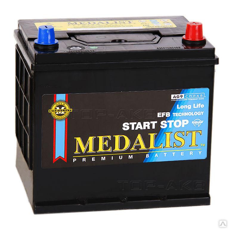 Аккумулятор Medalist EFB 80D23L