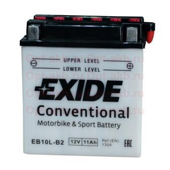 Аккумулятор Exide 12N9-4B-1 YB9-B, YB9A-A