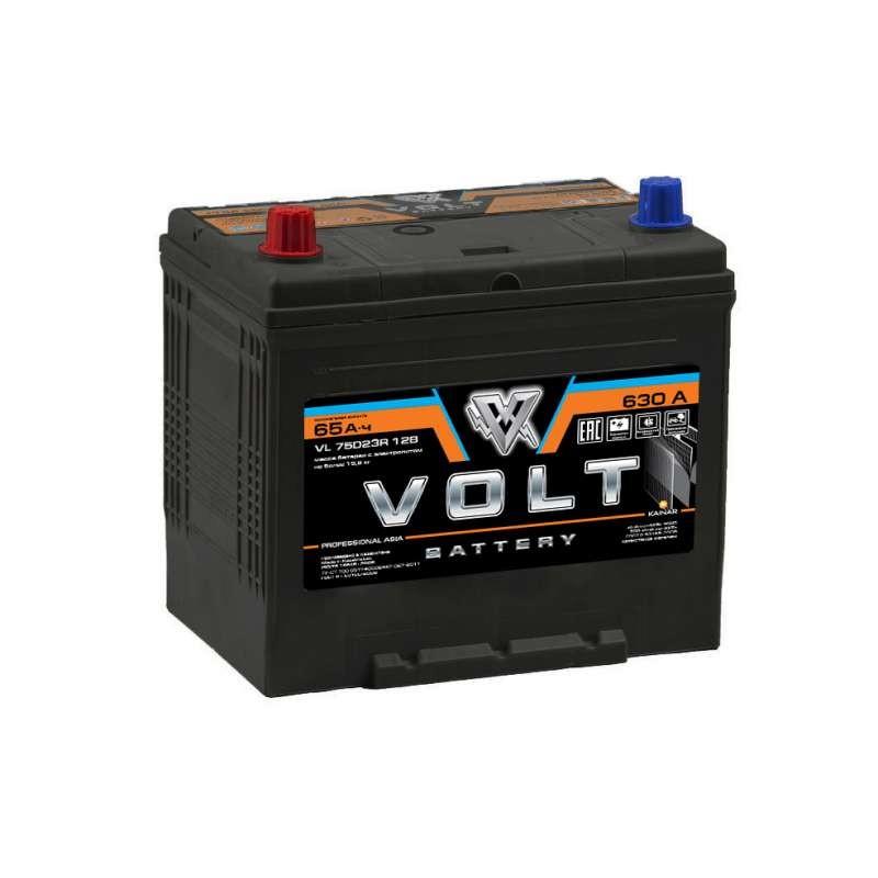 Аккумулятор VOLT PROFESSIONAL 75D23R
