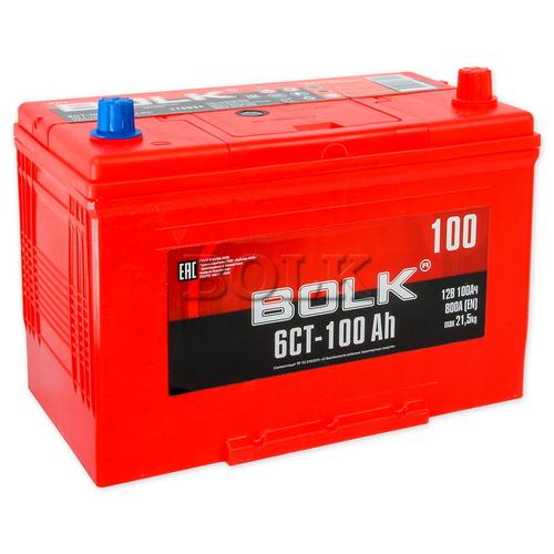 Аккумулятор BOLK ASIA 100