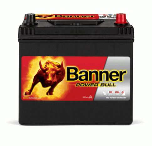 Аккумулятор Banner Power Bull P60 68 Asia