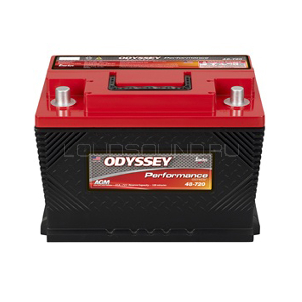 Аккумулятор ODYSSEY 48-720