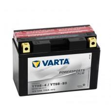 Аккумулятор VARTA 12V 509 902 008-9АЧ FUNSTART AGM (YT9B-4, YT9B-BS)