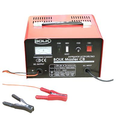 Зарядное устройство BOLK CB-16A