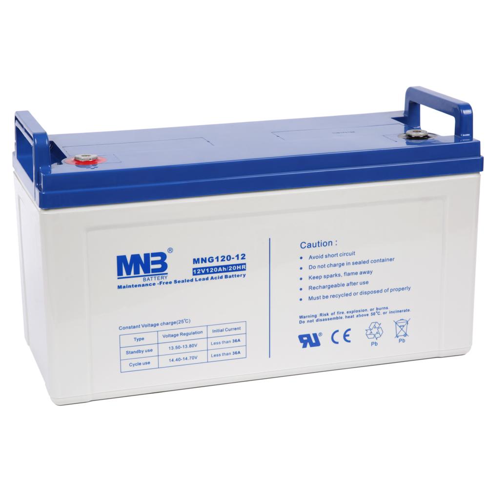 Аккумулятор MNB GEL MNG100-12 12V 100Ah