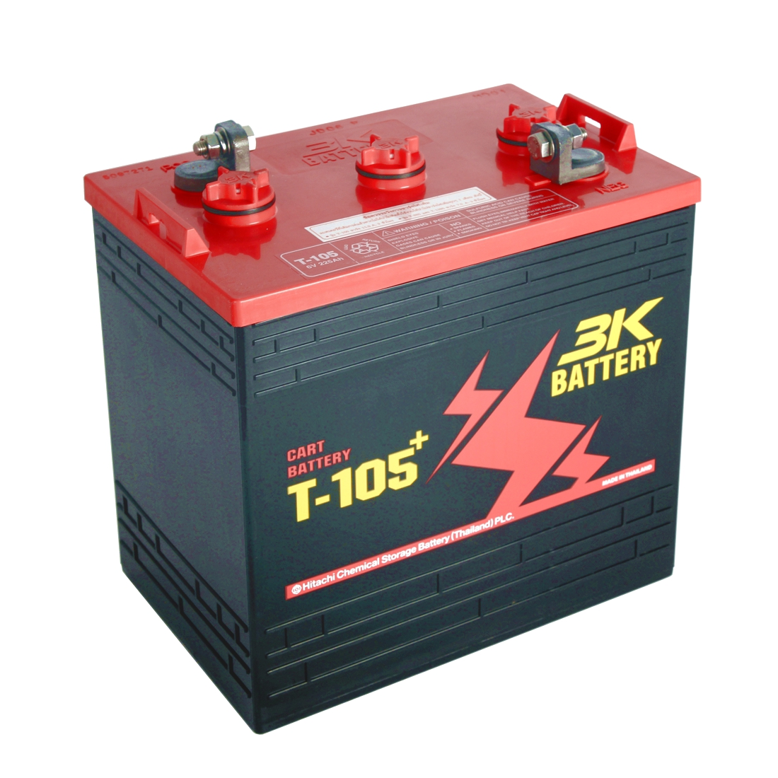 Аккумулятор Hitachi Chemical  T105+ WET