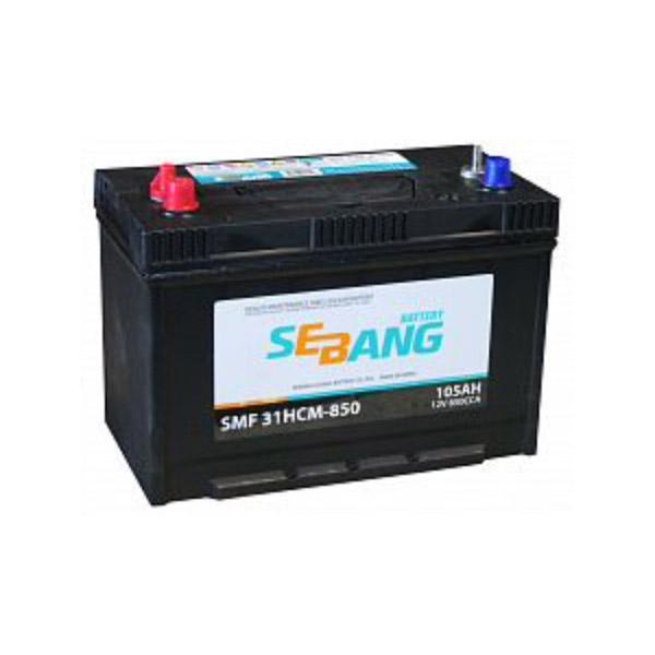 Аккумулятор SeBang MARINE 105 31HCM-850