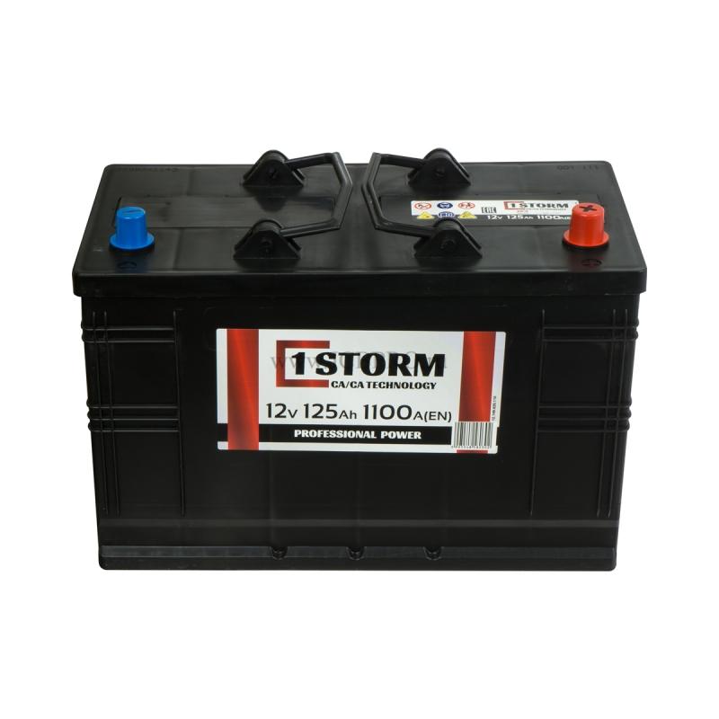 Аккумулятор STORM ASIA 125 R JCB