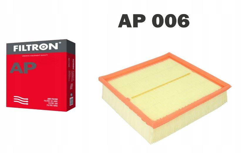 Фильтр воздушный Filtron AP 006