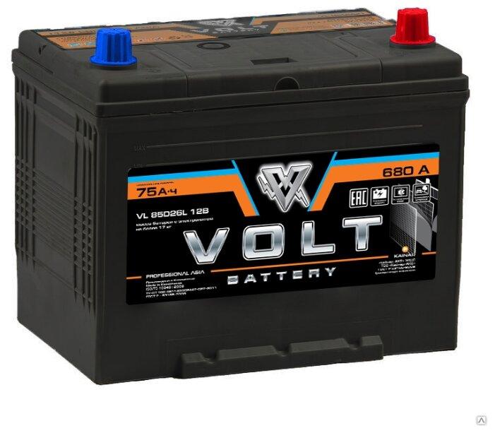 Аккумулятор VOLT PROFESSIONAL 85D26L