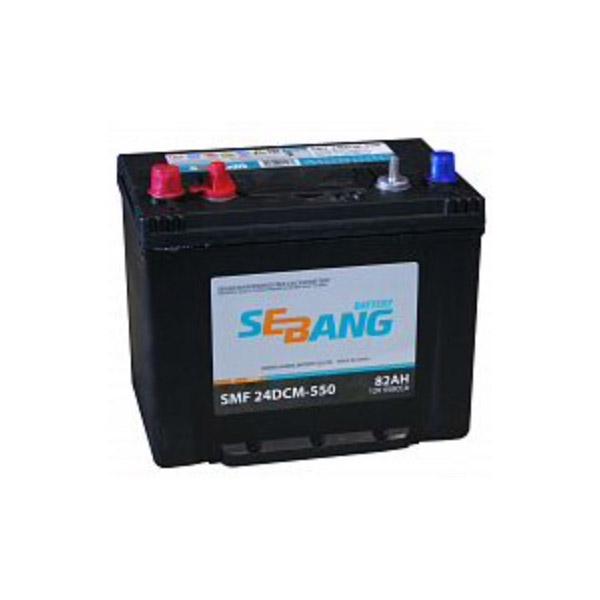 Аккумулятор SeBang MARINE 82 24DCM-550