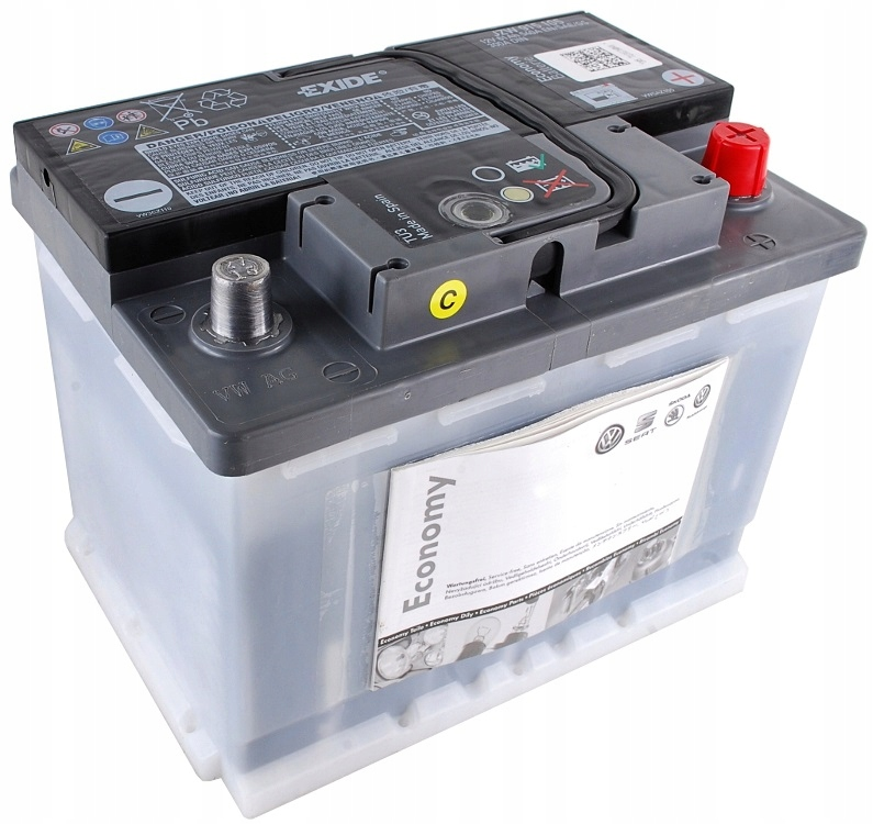 Аккумулятор VAG 61 Ач JZW915105