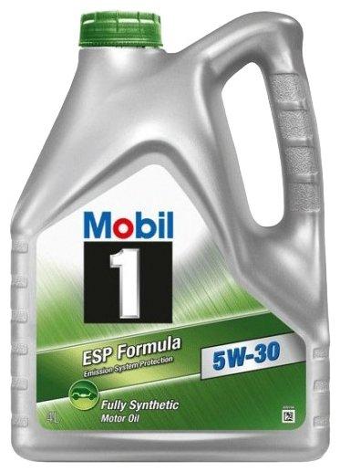 Масло моторное Mobil 1 ESP FORMULA 5W30 4л 152621