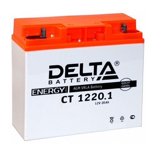 Аккумулятор Delta CT Delta CT 1220.1 YT19BL-BS