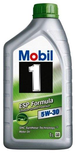 Масло моторное Mobil 1 ESP FORMULA 5W30 1л 152054