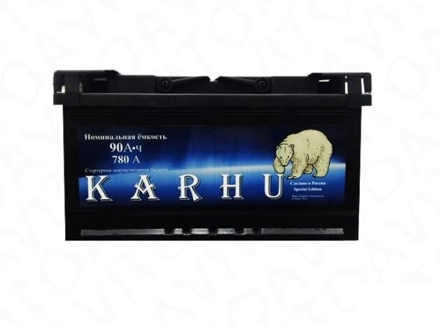 Аккумулятор Karhu 90 А/ч L+