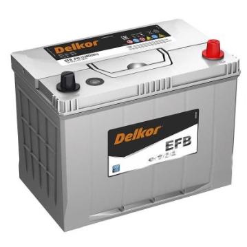Аккумулятор DELKOR EFB 130D26L