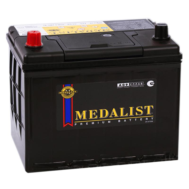 Аккумулятор Medalist 80D26R