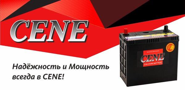 Корейские аккумуляторы CENE