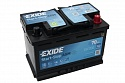 Exide EK700 Start-Stop AGM
