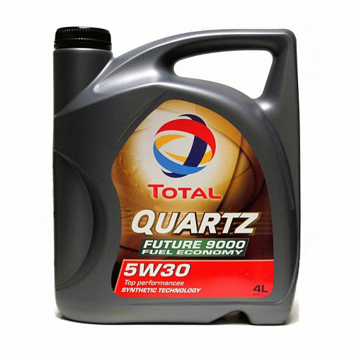 Масло моторное TOTAL QUARTZ Future NFC 9000 5w30 4л 183450