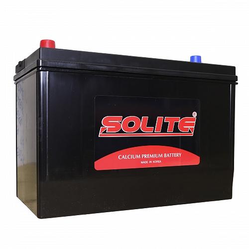 Аккумулятор автомобильный Solite 6Ct-120 31P-1000 12В 120Ач 1000A