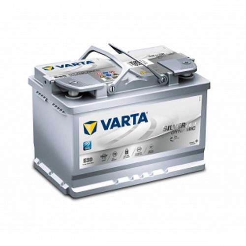 Аккумулятор Varta Silver Dynamic E39 AGM 570 901 076 по низкой цене с доставкой по всей России   Интернет-магазин AKBMOSCOW