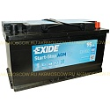 Exide EK950 Start-Stop AGM
